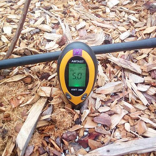 ubodna sonda merac pH zemljista